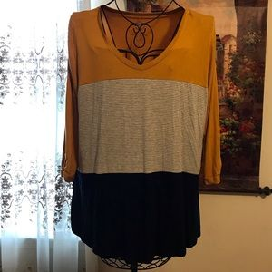 BRAND NEW! Maurices Long Sleeve Shirt